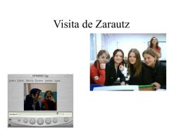 Visita de Zarautz