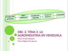 Tema 7 - Universidad Central de Venezuela