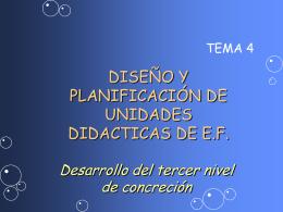 TEMA 6 - DiferenciacionCurricular