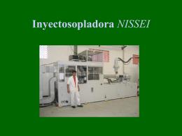 Inyectosopladora NISSEI