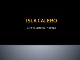 ISLA CALERO