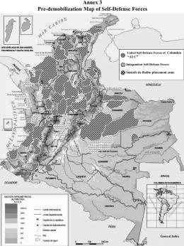 MAPP-OEA: MAPA OFICINAS REGIONALES Y CENTROS DE …