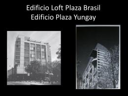 Edificio Loft Plaza Brasil Edificio Plaza Yungay