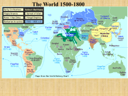 Comparisons: Islamic Empires
