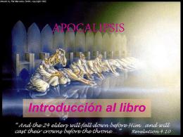 APOCLIPSIS - Ministerios EN PROFUNDIDAD