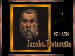 JACOBO TINTORETTO