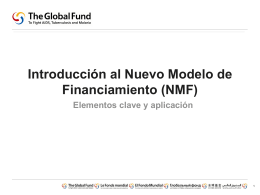 Introduction to the new funding model