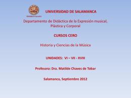 UNIVERSIDAD DE SALAMANCA Departamento de …