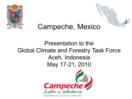 Campeche: State-level Indigenous Profile Summary 4. …