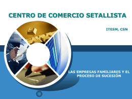 PowerPoint Template - Campus Sonora Norte | …