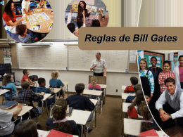 Las Reglas de Bill Gates