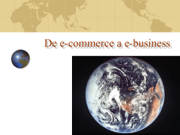 De e-commerce a e