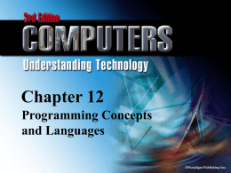 Computers: Understanding Technology, 3e