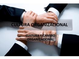 CULTURA ORGANIZACIONAL (1)