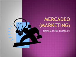MERCADEO (MARKETING) - contableyjuridico