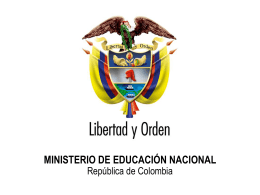 Portal Educativo Colombia Aprende
