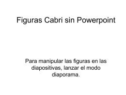 Diapositive 1 - Cabrilog | Cabri 3D Gallery