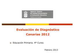 Presentacion_informe_resultados_2012_PRIMARIA
