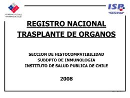 TX INFORME 1997