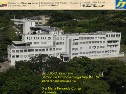 Diapositiva 1 - Home - Portal Instituto Nacional de Salud