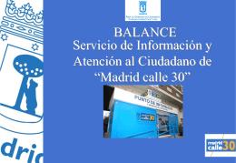 Madrid y el Espacio