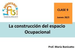 Diapositiva 1 - Inicio - FTS - Facultad de Trabajo Social