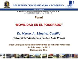 BENEFICIARIOS DE BECAS DE MOVILIDAD SANTANDER …