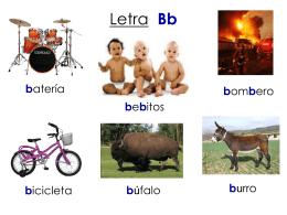Letra Bb