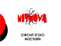 CIRCUIT D'OCI NOCTURN