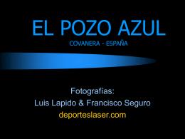 EL POZO AZUL