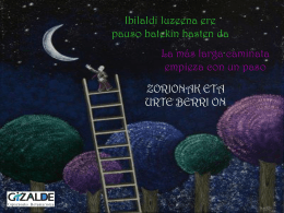 Proverbios - :: Voluntariado Gipuzkoa
