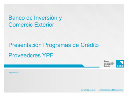 Diapositiva 1 - ADIMRA