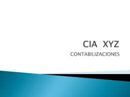 CIA XYZ