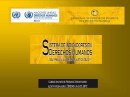 Diapositiva 1 - Poder Judicial del Distrito Federal