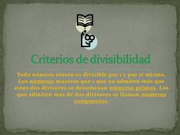 Criterio de visibilidad