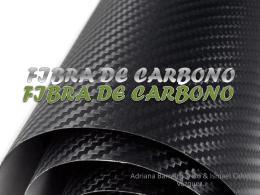 LA FIBRA DE CARBONO