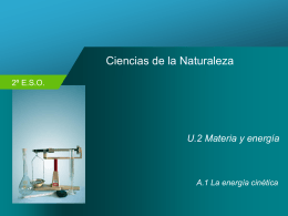 Propiedades de la materia - Blog de Ciencias | Francisco
