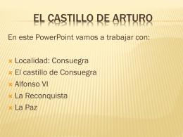 EL CASTILLO DE ARTURO - 56primariainfantes