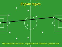 Futbol, tactica y cultura