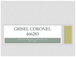Grisel Coronel