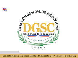 PROYECTO ELEARNING DE LA DGSC