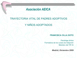 CURSO de ACOGIMIENTO FAMILIAR
