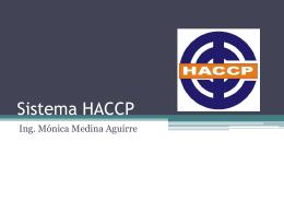 Sistema HACCP - Estudiantes@Cordonbleu / PEC