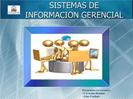 SISTEMA DE INFORMACION - .: Revista Electronica | …