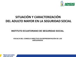 Sistema de pensiones - Ing. Paulina Guerrero