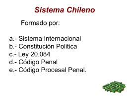 Sistema Chileno