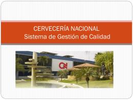 CERVERCERIA NACIONAL - Blog de ESPOL | Noticias y