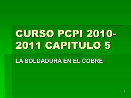 CURSO PCPI 2010-2011 CAPITULO 5