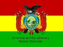 Bolivia - Lerntippsammlung.de!