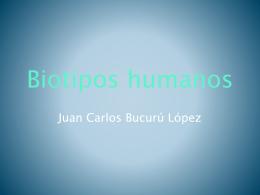 Biotipos humanos